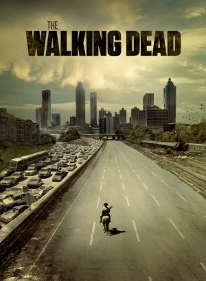 Walking Dead poster small