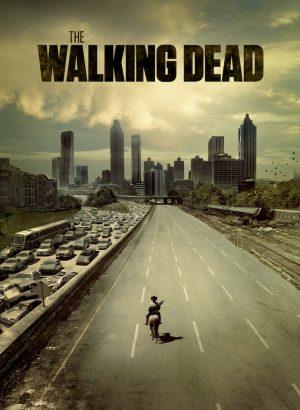 Walking Dead poster small