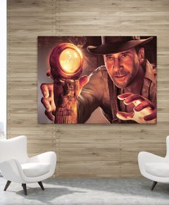 1_Indiana_poster - Indiana Jones