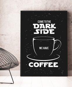 1_star_wars_minimalista - Dark Side Coffe