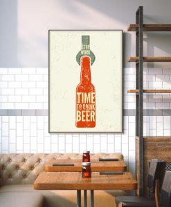 21_cerveja - Stop Work Time To Drink Beer