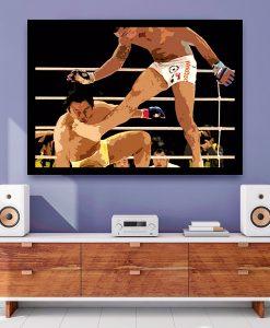 29_esporte - Momentos do MMA - Tiro de meta de Shogun Rua