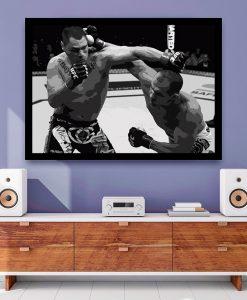 31_esporte - Momentos do MMA - Overhand de Junior Cigano
