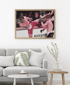 3_esporte - Momentos do MMA - Vitor Belfort VS Michael Bisping