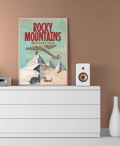 64_retro - Rocky Mountains