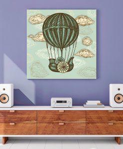71_retro - Blue Balloon