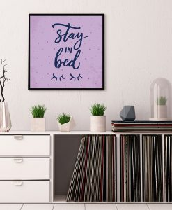 76_frase - Stay In Bed
