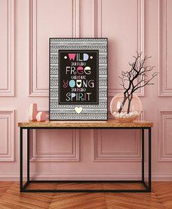 81_frase - Wild Free Young Spirit