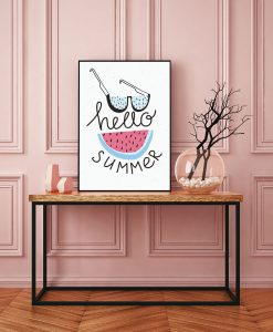 83_frase - Hello Summer
