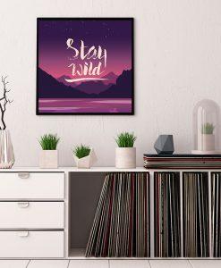 85_frase - Stay Wild