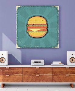 99_retro - Burger